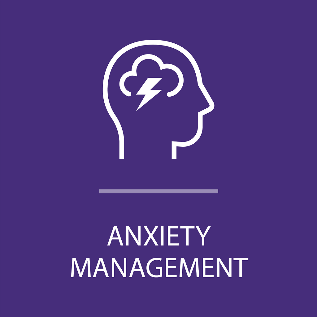 Icon for anxiety management program