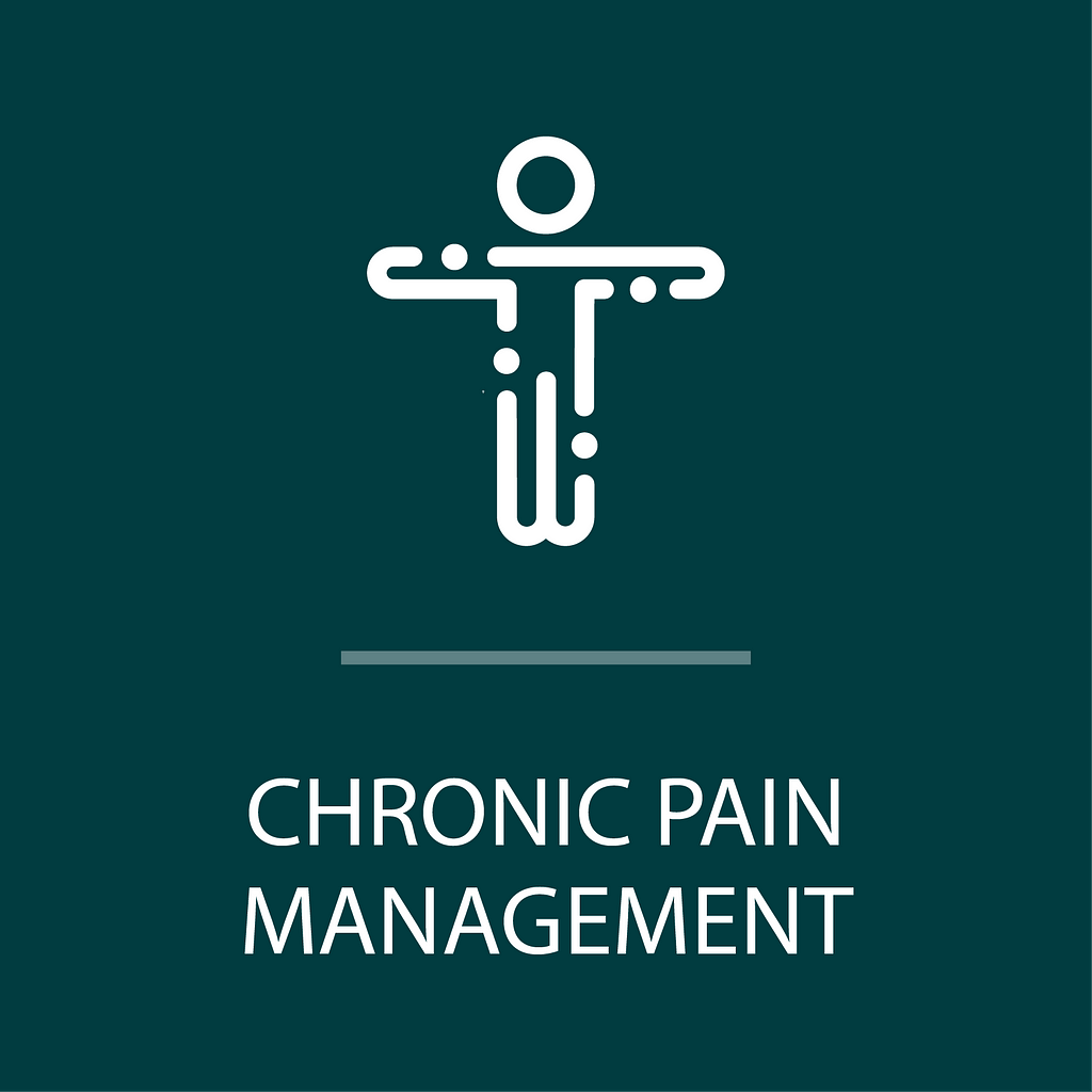 Icon for chronic pain management program