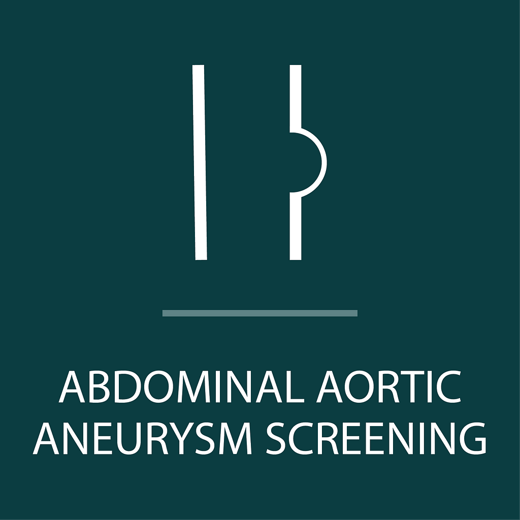 Icon for abdominal aortic aneurysm program