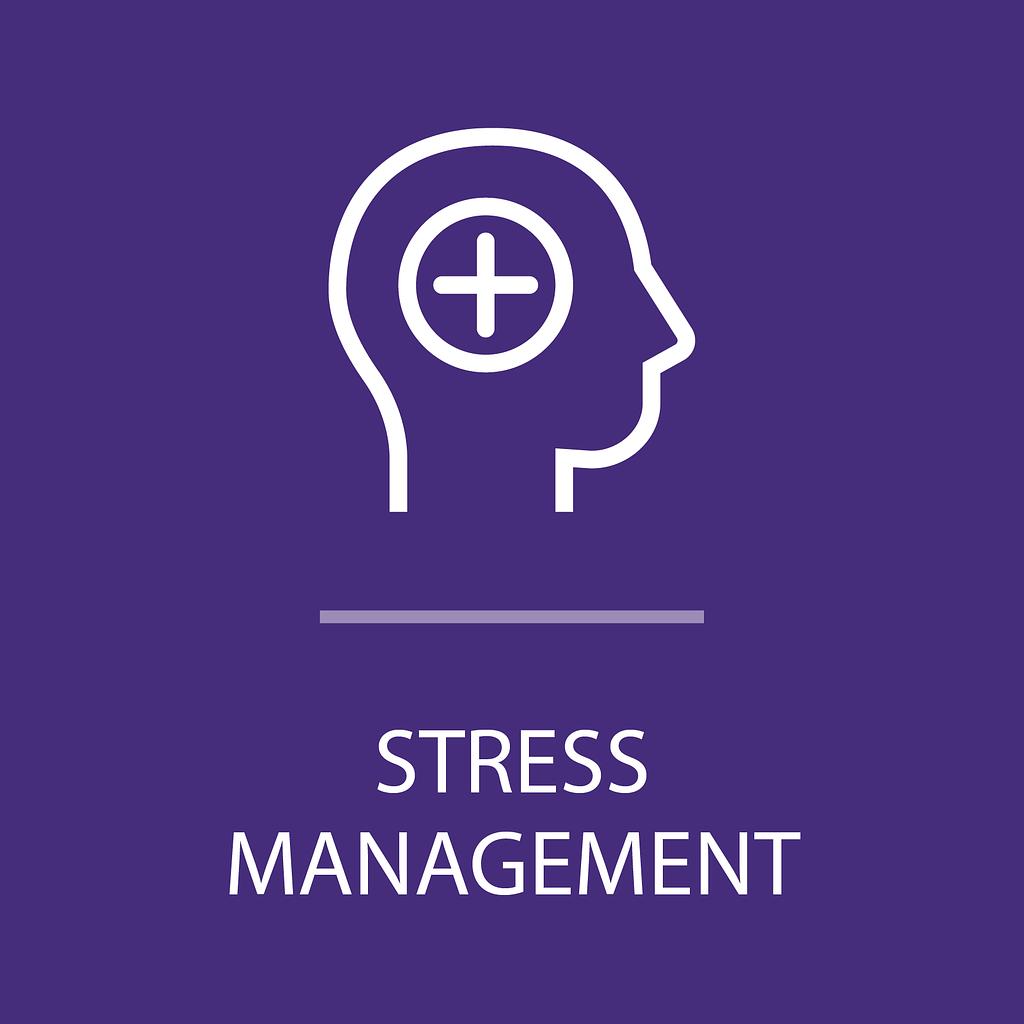 Icon for stress management program