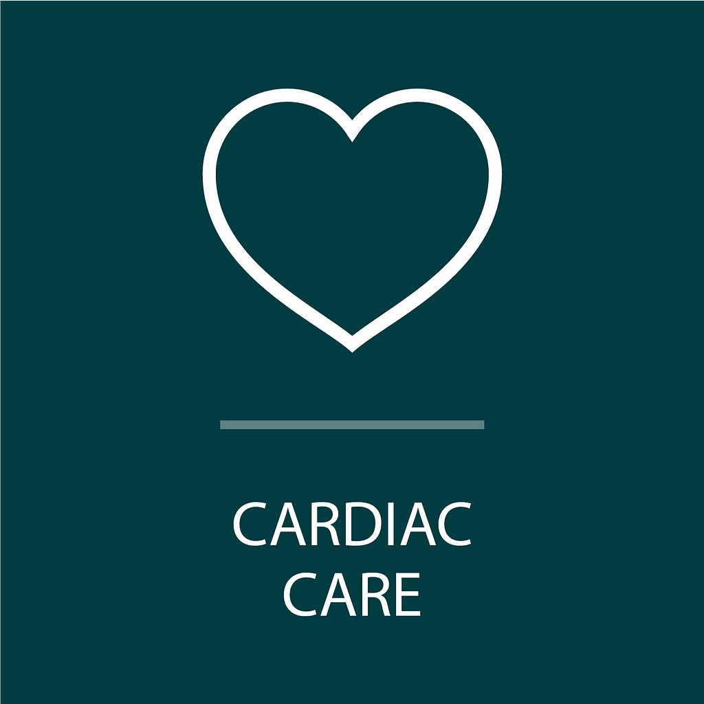 Icon for cardiac care program